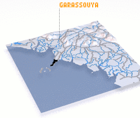 3d view of Garassouya
