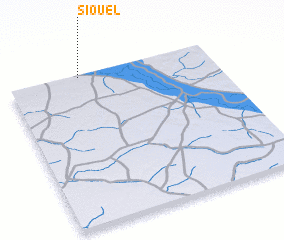3d view of Siouel