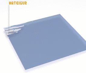 3d view of Háteigur