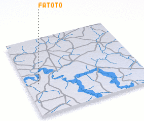 Fatoto Gambia The map nonanet