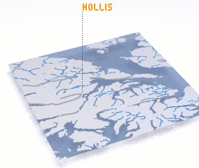 3d view of Hollis