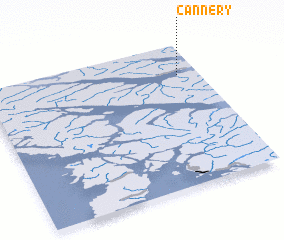 3d view of Cannery