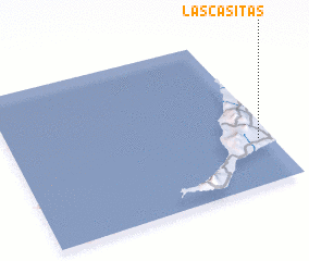 3d view of Las Casitas