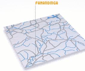 3d view of Fá Mandinga