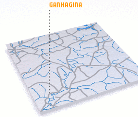 3d view of Ganhagina