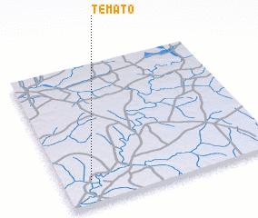 3d view of Témato