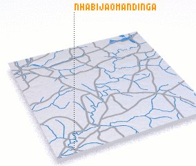 3d view of Nhabijão Mandinga