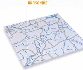 3d view of Mansomine