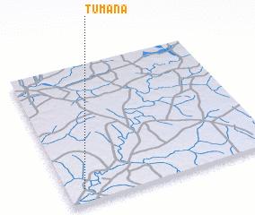 3d view of Tumaná