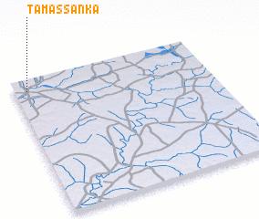 3d view of Tamassanka