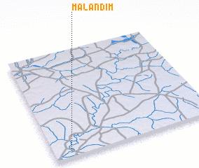 3d view of Malandim
