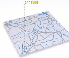 3d view of Canturé
