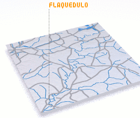 3d view of Flaque Dulo