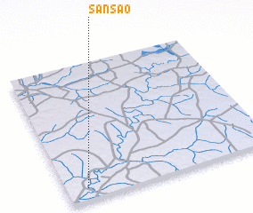 3d view of Sansão