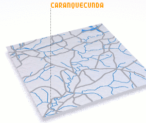 3d view of Caranquecunda