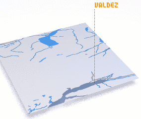 3d view of Valdez