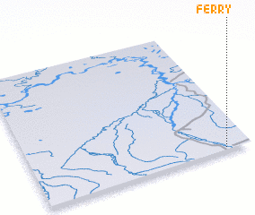 3d view of Ferry