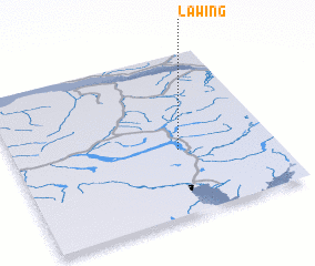 3d view of Lawing