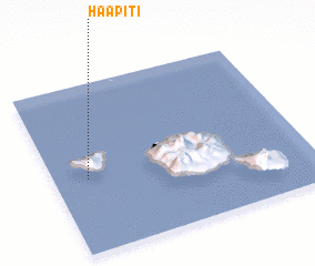 3d view of Haapiti