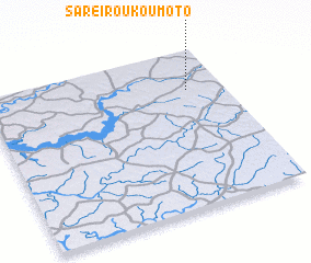 3d view of Saré Iroukoumoto