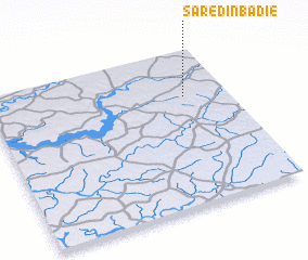 3d view of Saré Dinbadié