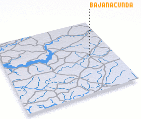 3d view of Bajanacunda