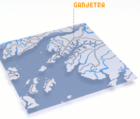 3d view of Ganjetrà