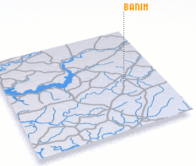 3d view of Banim