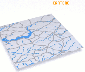 3d view of Cantene
