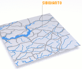 3d view of Sibidianto