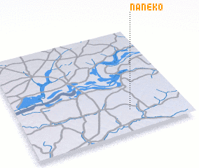 3d view of Nanéko