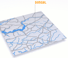 3d view of Dungal