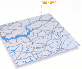 3d view of Diamaye