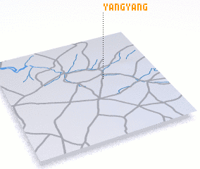 3d view of Yang-Yang
