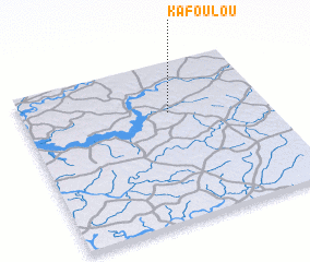 3d view of Kafoulou