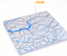 3d view of Tanaf