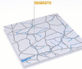 3d view of Ndiarato