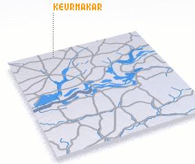 3d view of Keur Makar