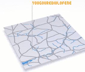 3d view of Yougouré Diolofène