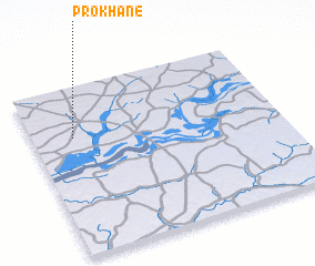 3d view of Prokhane