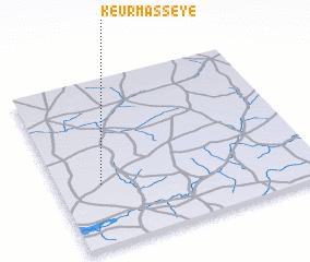 3d view of Keur Massèye