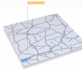 3d view of Keur Mori