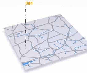 3d view of Dâm