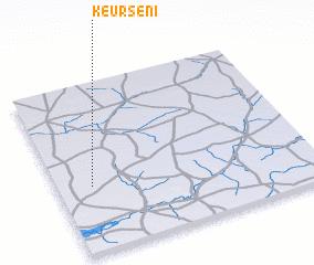 3d view of Keur Séni