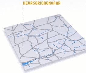 3d view of Keur Serigne Mofar