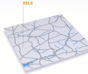 3d view of Kélé