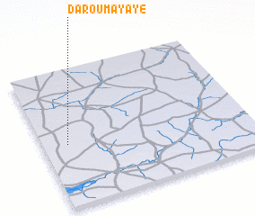 3d view of Darou Mayaye