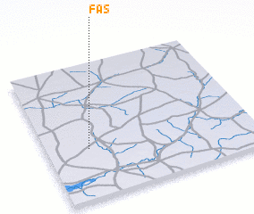 3d view of Fas