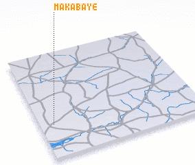 3d view of Maka Baye