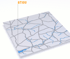 3d view of Atiou